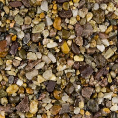 Rose-Garden gravel for resin driveway