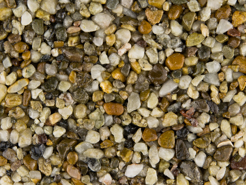 Summer Pearl gravel for resin driveway